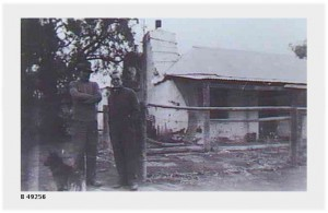 Mens Quarters Oraparinna 1943