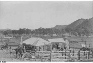 Cadnia Sliding Rock Valley 1876